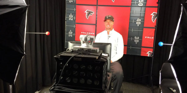 ESPN & NFL Network Atlanta Falcons